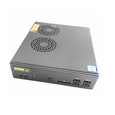 step Shuttle DS81 Micro PC Intel i5-4590S 3.0GHz 4GB RAM 500GB WIN10