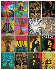 Multi Color Wall Hanging Mandala Tapestry Hippy Poster Size Bohemian Cover Throw