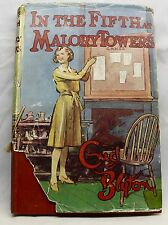 IN THE FIFTH AT MALORY TOWERS ENID BLYTON HC