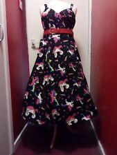 Unicorn Strappy Swing dress size 10-30