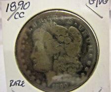 1890 Carson City Morgan Silver Dollar