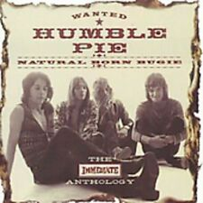 Humble Pie - Natural Born Bugie - The Immediate Anthology [CD]