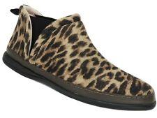 TR Taryn Rose Women's Freddie Slip-On Sneakers Brown Multi Size 8 M