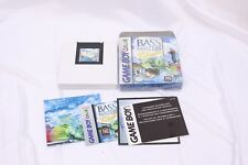 Nintendo Gameboy Color - BASS Masters Classic - Complete