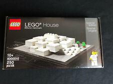 LEGO 4000010  Architektur Architecture  LEGO House Special Edition Neu New