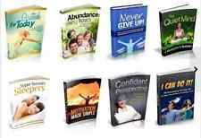 100 Self Help PDF eBooks Free Shipping With Master Resell Rights