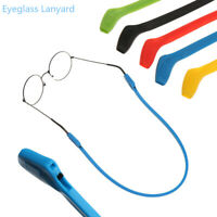 Silicone Eye Wear Accessories Glasses Necklace Glasses Chain Eyeglass Lanyard