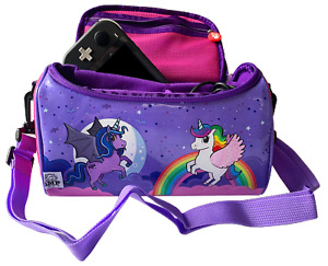 Nintendo Switch Deluxe Carry All Storage Case - Unicorn Friends