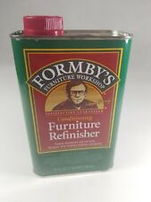 FORMBY'S WOOD FURNITURE REFINISHER WORKSHOP CONDITIONING 32 oz NEW LARGE