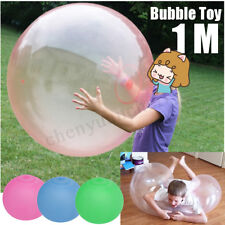 1M 40kg Inflatable Rubber The Amazing Tear Resistant WUBBLE Bubble Ball Toy / /