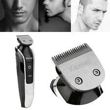 Kemei 5 in 1 Electric Beard Cutter 360 Degree Hair Clipper Trimmer Shaving SM