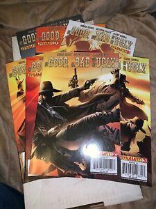 GOOD BAD & UGLY #1-8, DYNAMITE COMICS