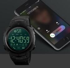 SKMEI Men Sleep Tracker CallReminder Watches Smart Sport Digital Wristwatch 1301