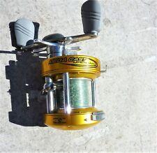 Bass Pro Shops MegaCast Metal Baitcast Reel - Model MCM1000