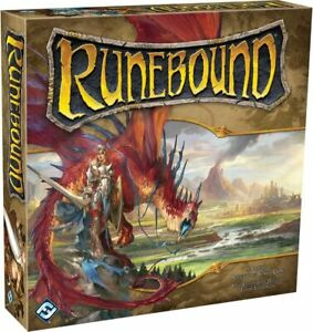 Runebound 3rd Edition Board Game - BRAND NEW & SEALED - Fantasy Adventure