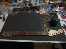 1999 Squier Stagemaster Reverse Headstock Floyd Right Hand Flame Maple Neck