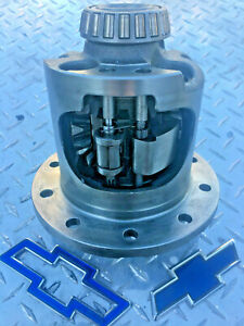 chevy posi lsd g80 85 locker 10 bolt REBUILT 1500 Tahoe suberban 1