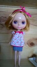 Used Nude Honey Bunny Blythe doll