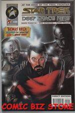 Malibu Comic Star Trek Deep Space Nine # 27 Genesis Denied August 1995 MINT