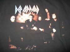 """2000 DEF LEPPARD """"EUPHORIA"""" Tour Concert (MED) T-Shirt JOE ELLIOTT PHIL COLLEN"""