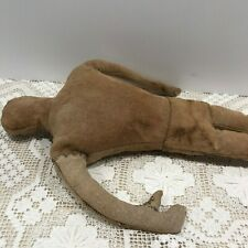 Primitive Folk Art Cloth/Canvas Rag Doll Unique 15""