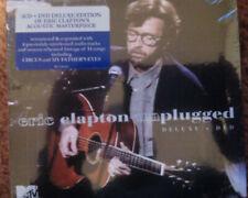 ERIC CLAPTON UNPLUGGED 2 CD DVD DELUXE MTV CREAM DEREK DOMINOS BLIND FAITH