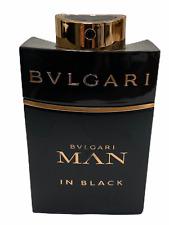 Bvlgari MAN IN BLACK 2.0 oz 60 ml Bulgari Men Cologne EDP Spray unbox