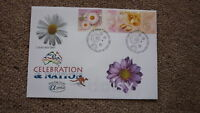 AUSTRALIAN FDC ALPHA FIRST DAY COVER, 2003 CELEBRATION & NATION, DAISY