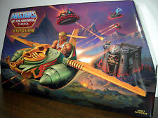 MASTERS OF THE UNIVERSE Classics__WIND RAIDER__Exclusive Limited Edition Vehicle