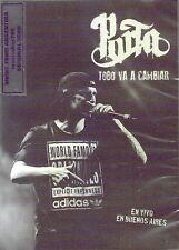 DVD PORTA TODO VA A CAMBIAR. EN VIVO EN BUENOS AIRES SEALED NEW LIVE 2015