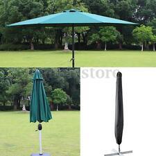 7 Ft Garden Beach Patio Market Outdoor Waterproof Canopy Umbrella Cover Bags US