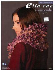 Navua Snood / Cowl - Ella Rae Toowoomba Knitting Pattern ER01.06
