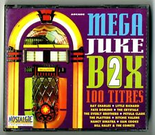 COFFRET 4 CD ★ MEGA JUKE BOX 2 - COMPILATION 100 TITRES ★ ALBUM 1994