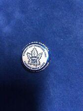 StanleyCupChamp Toronto MapleLeafs 1963 LimitedEdition NHL Labatts Beer Cap 2001