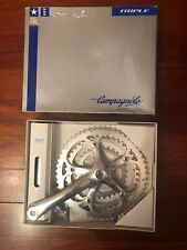 New-in-Box Campagnolo Racing Triple Crankset 170mm 52-42-30 Eroica!