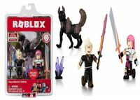 Roblox Swordburst Online Game Pack Ages 6+ Toy Play Gift Set Girls Boys Sword