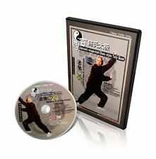 Ancient respected Chen Style Taijiquan Routine Ii of Old Frame Chen Qingzhou Dvd