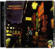 CD de musique, David Bowie, sur album avec compilation