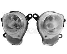 Fiat 500 2007-> Fog Lamp Light H1 Set Left & Right Side Original NEW