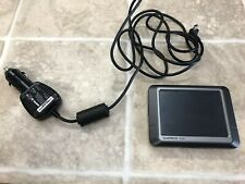 Garmin Nuvi 250 GPS Unit And Adapter Bundle