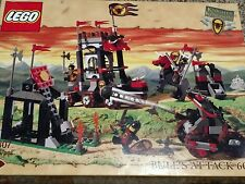 LEGO Castle Knights' Kingdom I Bull's Attack (6096)