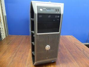 DELL POWEREDGE T300 SERVER XEON X3323 2.5GHz 16GB PERC SAS 6 4x250GB SATA RAID 1