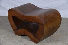 Hocker Massiver Sitzhocker Holz