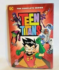 Teen Titans The Complete Series (2018, 7 Discs, Dvd) New Sealed
