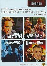 TCM Greatest Classic Films Horror 0883929061518 DVD Region 1