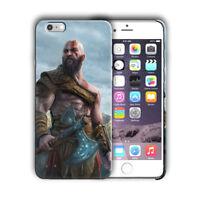 God of War Iphone 4 4s 5 5s 5c SE 6 6s 7 8 X XS Max XR 11 Pro Plus Case Cover 5