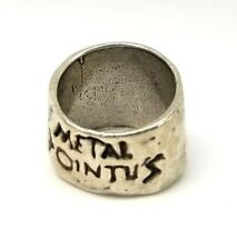 Metal Pointus Ring Silver US 7 EU 13-14 New Metal Pointu's from Japan