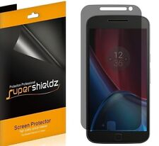 2X Supershieldz® Privacy Anti-Spy LCD Screen Protector For Motorola Moto G4 Plus