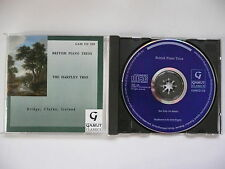 Hartley Trio plays British Piano Trios by Bridge, Clarke & Ireland Gamut 518 CD