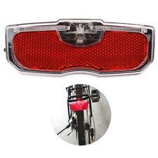 1PCS Bike Taillight Waterproof Riding Rear Light Bicycle Reflector Taillig~QA